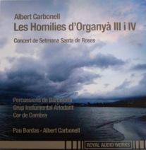 Les Homilies d'Organyà III i IV